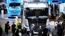 Exclusive: Daimler to make Mercedes Benz-branded heavy trucks in China - sources
