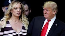 Trump coins a new nickname for Stormy Daniels after he wins in court