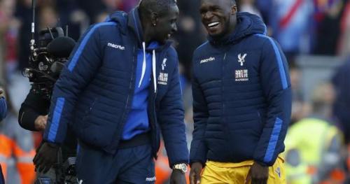 Foot - ANG - Christian Benteke heureux à Crystal Palace malgré le départ de Sam Allardyce