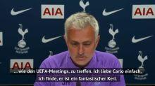 Für Ancelotti: Mourinho will Regeln brechen