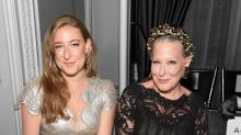 Bette Midler & Her Lookalike Daughter Hit NYFW's Front Rows