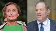 Lauren Hutton remembers 'bizarre' Weinstein encounter: 'There's Harvey in a dirty white bathrobe'