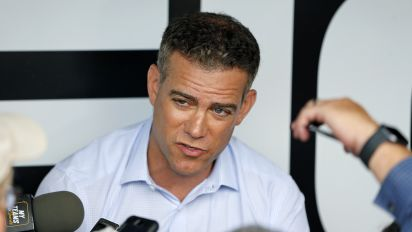 Theo Epstein taking his talents to league office