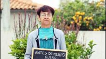 Idosos portugueses fazem série de fotos mostrando o que querem fazer antes de partir