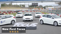 【HD影片】全新年式New Ford Focus|新車發表