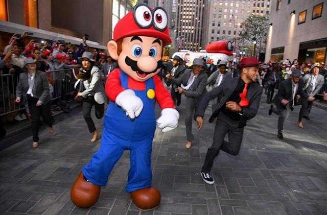 Nintendo might be making an animated 'Super Mario Bros.' movie