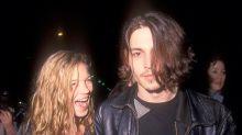 EN IMAGES - Couples mythiques : Kate Moss et Johnny Depp, les amants terribles