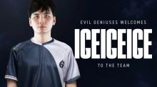 Evil Geniuses add iceiceice to Dota 2 roster