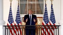 Trump received rare and expensive coronavirus treatment - and then told Americans not to be afraid