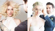 最浪漫的髮型師!這位髮型師每天都會為太太設計新髮型,甜蜜程度讓所有女孩都大喊羨慕!