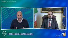 Paragone-Marattin, scintille tv sul Mes