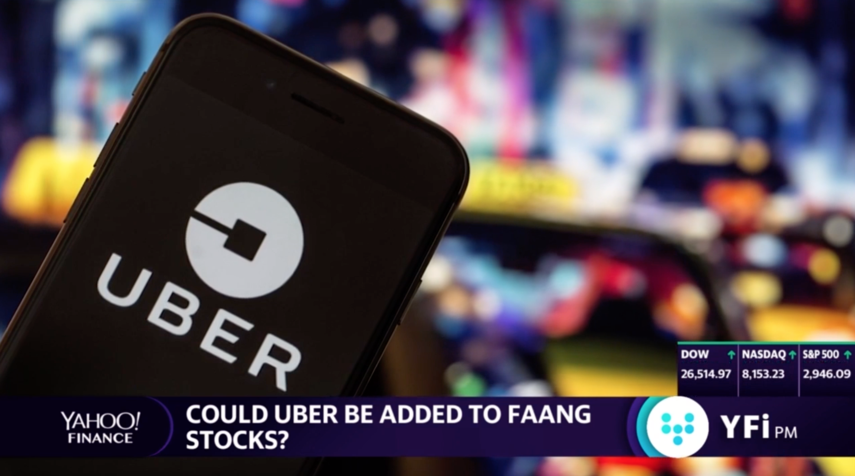 Dan Ives On Why Uber Could Be Added To The FAANG Stocks