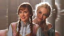 Frozens Anna - FIRST LOOK on Once Upon a Time