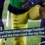 Notre Dame cracks top 5 in ESPN Power Rankings