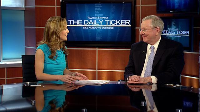White House Is the Roadblock to a Grand Bargain on Taxes: Steve Forbes