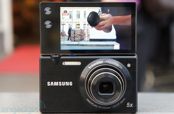 Samsung considering Android-based digital camera