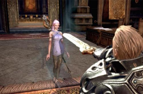 TERA community play diary visits Velika