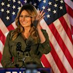 Melania Trump says Joe Biden's 'socialist agenda' will 'destroy America'