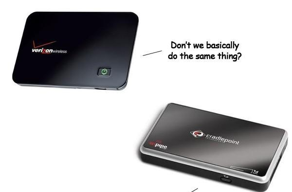New Cradlepoint firmware turns MiFi into -- wait for it -- a 3G WiFi router