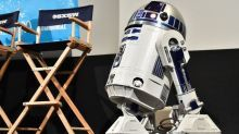 Original Star Wars R2-D2 sells for £2.1m