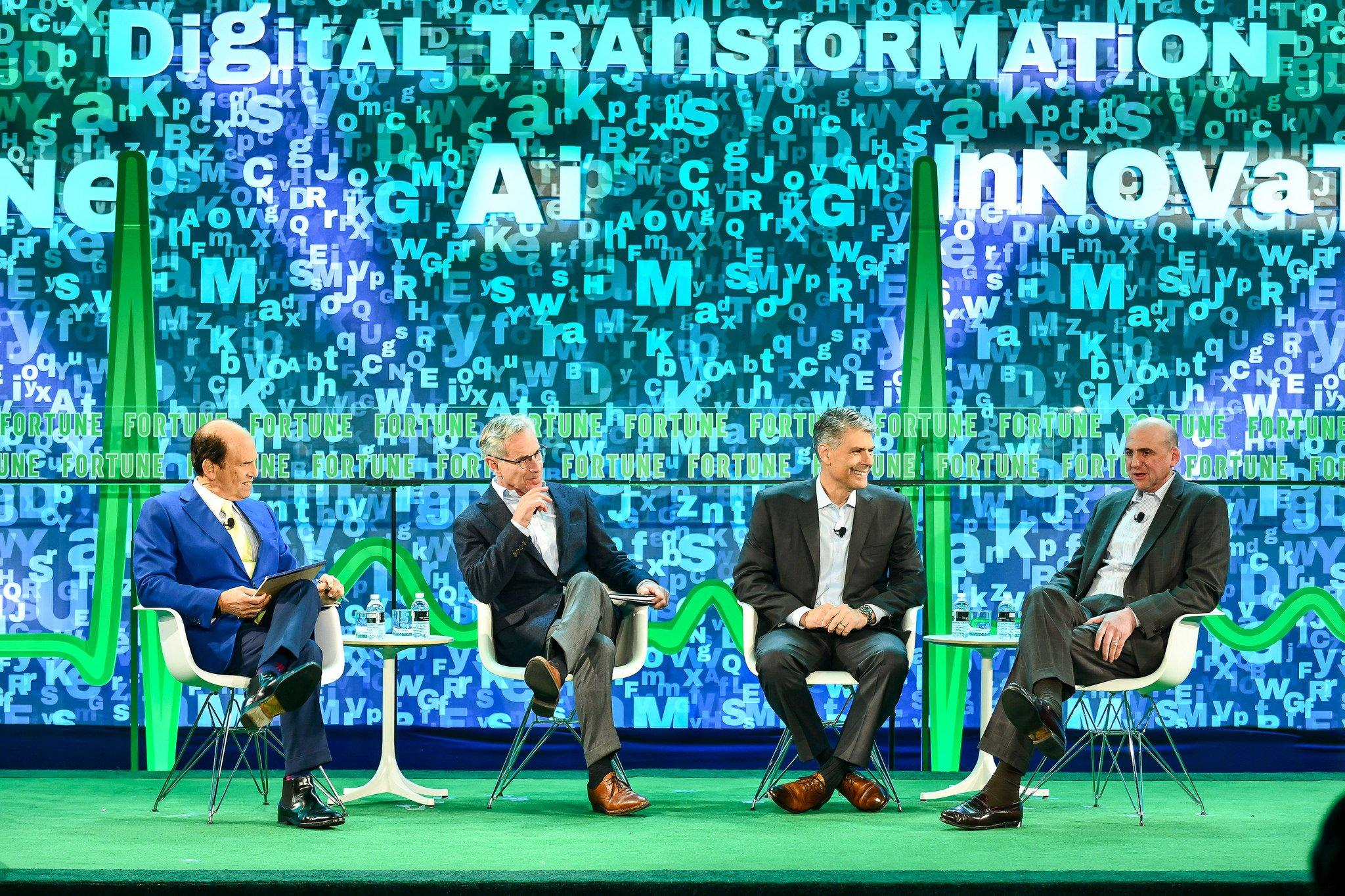 Eye on A I — Introducing Fortune's New Brainstorm A I  Conference