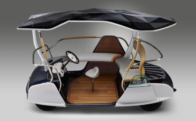 Yamaha: Die Zukunft ist ein Öko-Golf-Ressort