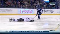 Steven Stamkos toe-drags puck to top corner