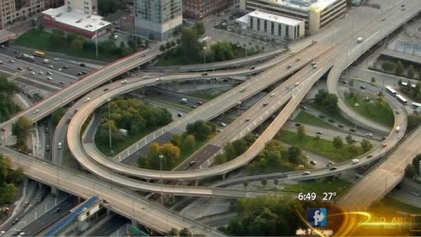 Circle Interchange reconstruction focus of public hearing