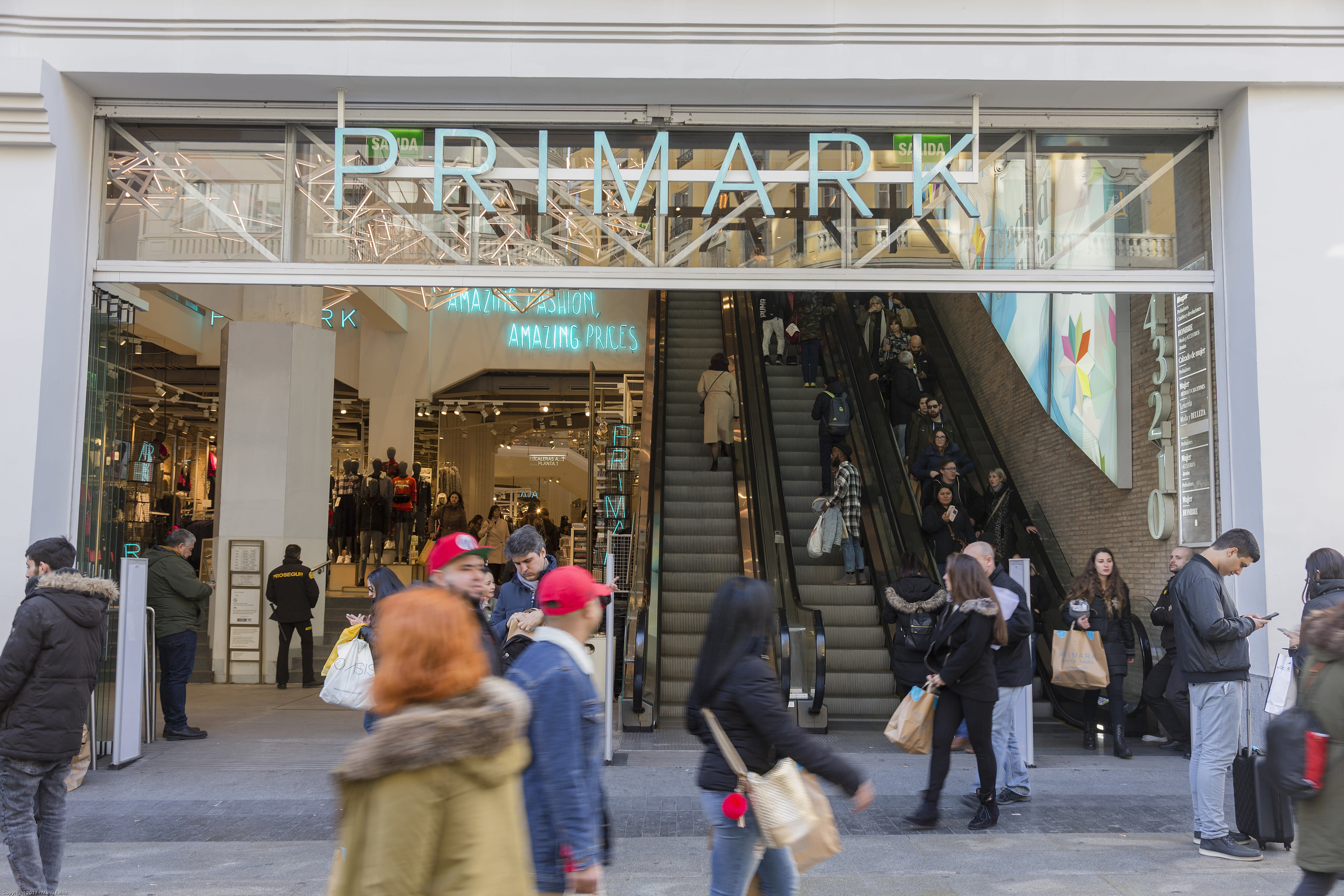 Primark preparing to open world 39 s largest ever store in - Primark home espana ...