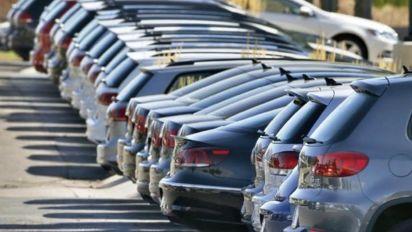 Sacan autos robados de México con papeles falsos