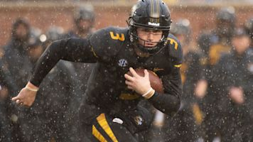 NFL draft prospects, No. 30: Mizzou QB Drew Lock