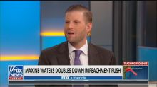 Eric Trump faces anti-Semitic criticism after saying Bob Woodward's book was written for 'extra shekels'