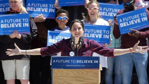 Shailene Woodley Leads Cross-Country Road Trip to the Democratic National Convention