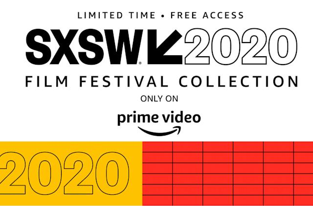 Amazon will stream SXSW Film Festival selections for free for 10 days
