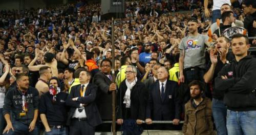 Foot - OL - Jean-Michel Aulas aux supporters de l'OL du Virage sud contre Besiktas : «Vous n'êtes pas plus peureux que moi, merde !»
