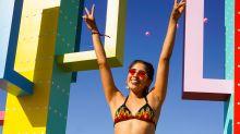 Herpes-Alarm auf dem Coachella-Festival