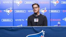 Blue Jays GM Ross Atkins optimistic about return of closer Ken Giles