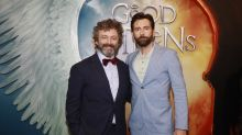Michael Sheen and David Tennant to reunite for BBC lockdown comedy