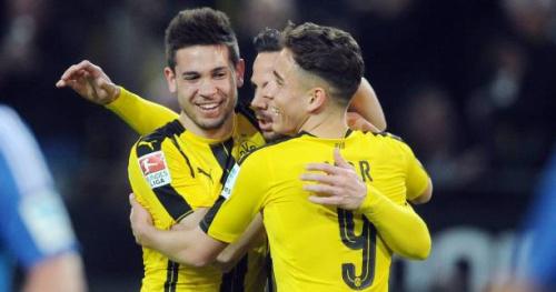 Foot - ALL - 27e j. - Le Bayern chute, Dortmund s'accroche lors de la 27e journée de la Bundesliga