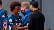 Dream Arsenal debuts for Willian and Gabriel shine as Fulham are brushed aside on Premier League return