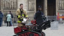 Así es Colossus, el robot que ha salvado Notre Dame del desastre absoluto
