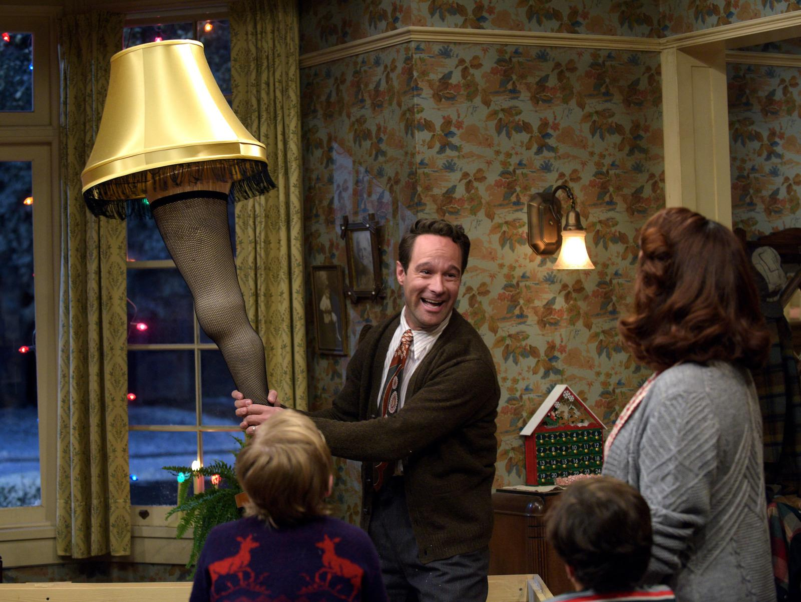 The Highs and Lows of A Christmas Story Live!