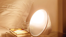 'Life-changing' sunlight alarm clock is on sale right now