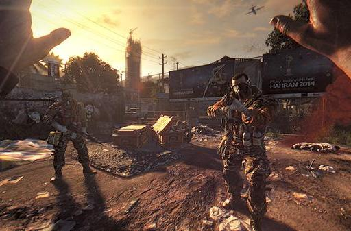 Dying Light to rise in January 2015