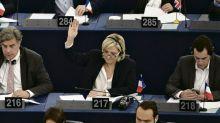 Comment les élus du Rassemblement national votent au Parlement européen