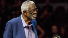 Bill Russell is the Twitter GOAT for response to fan watching Celtics-Blazers