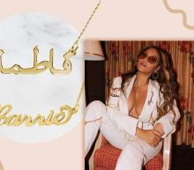 Beyoncé brings back the Nineties nameplate necklace – here's where to buy your own