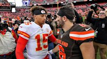 Browns need flawless effort to threaten Chiefs in playoff game on Yahoo Sports app