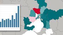 Coronavirus Victoria: The hotspot Melbourne suburbs with the most virus cases