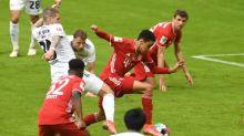 Injury-hit Bayern Munich held as PSG loom